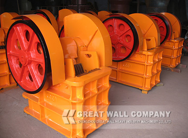 5-20tph small jaw crusher for sale in China